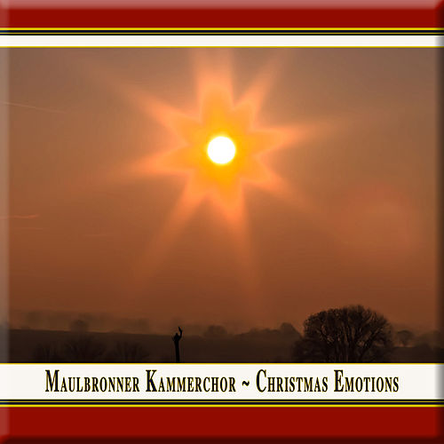 Christmas Emotions by Maulbronner Kammerchor