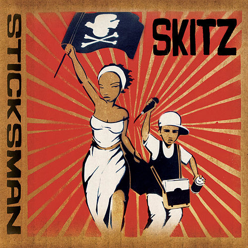 Sticksman von Skitz