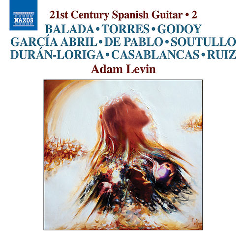 21st Century Spanish Guitar, Vol. 2 by Adam Levin