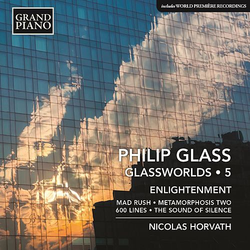 Glass: Glassworlds, Vol. 5 by Nicolas Horvath