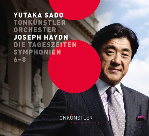 Haydn: Symphonies Nos. 6-8 (Live) by Tonkünstlerorchester