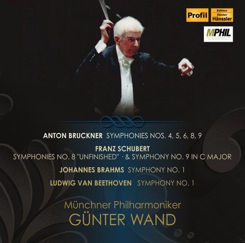 Günter Wand - Munich Philharmonic Orchestra by Münchner Philharmoniker