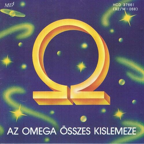 Az Omega összes kislemeze 1967–1971 de Omega
