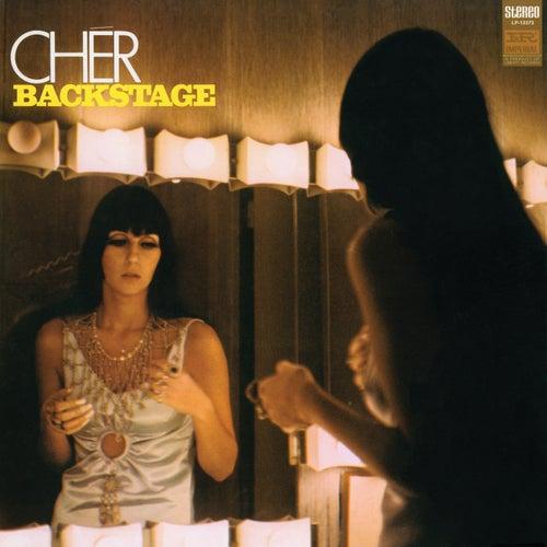 Backstage von Cher