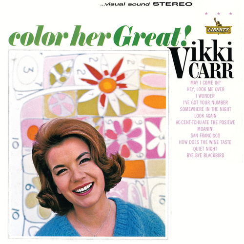 Color Her Great de Vikki Carr