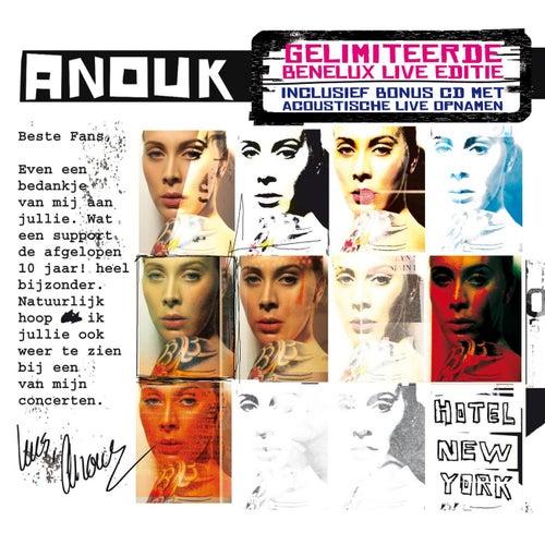 Hotel New York Live Edition von Anouk