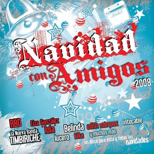 Navidad Con Amigos 2007 de Various Artists