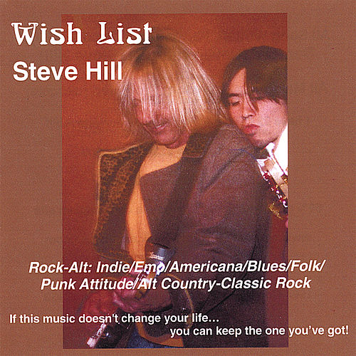 It's Alright Now by Steve Hill : Napster