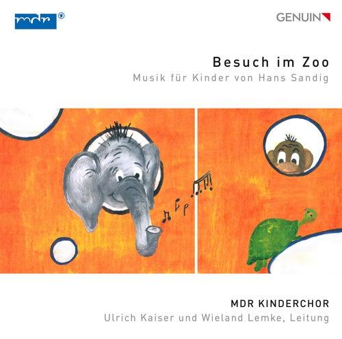 Hans Sandig: Besuch im Zoo & Morgenstern Zyklus de Various Artists