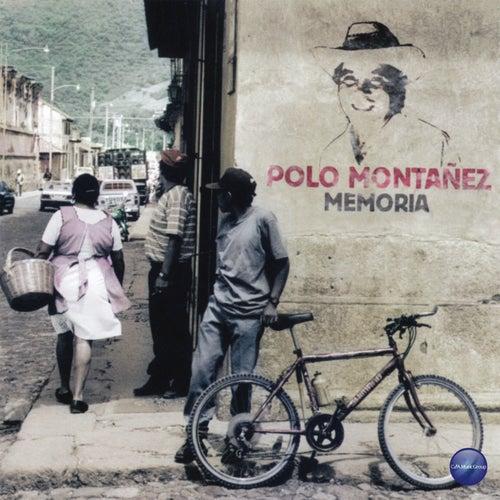 Memoria de Polo Montañez