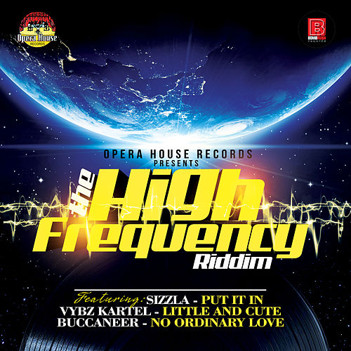 The High Frequency Riddim by Various Artists