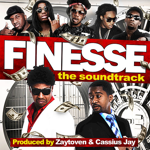 Finesse the Soundtrack de Various Artists