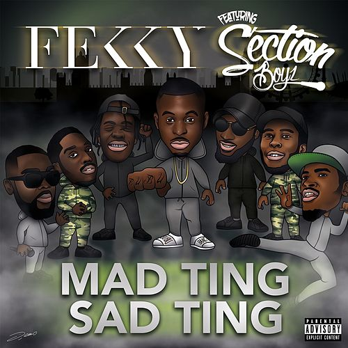 Madting, Sadting by Fekky