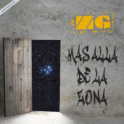 Mas alla de la zona by Zona Ganjah