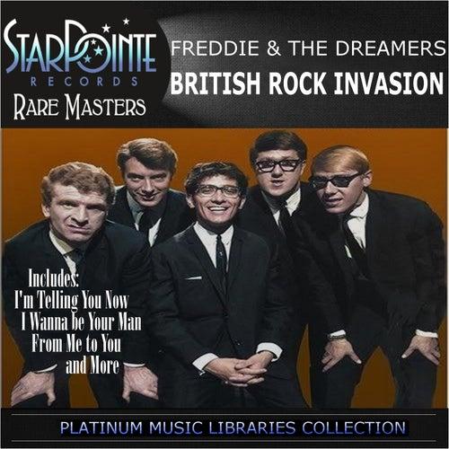 British Rock Invasion de Freddie and the Dreamers