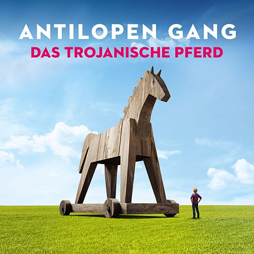 Das Trojanische Pferd von Antilopen Gang