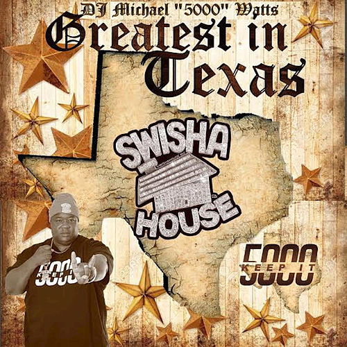 Greatest in Texas by Various Artists