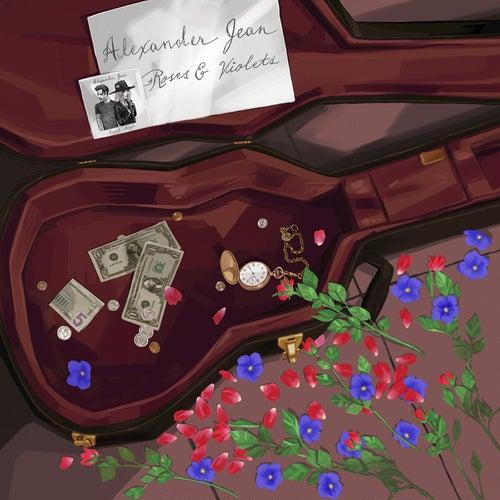 Roses and Violets de Alexander Jean