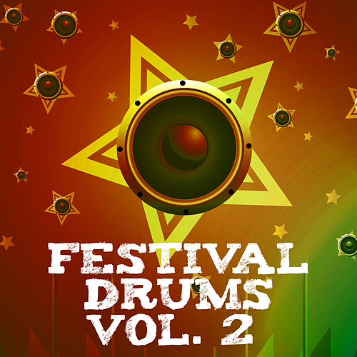 Festival Drums, Vol. 2 de Various Artists