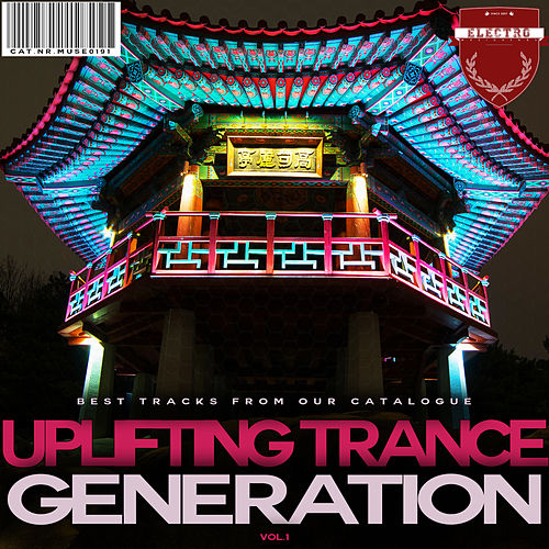 Uplifting Trance Generation, Vol. 1 de Various Artists