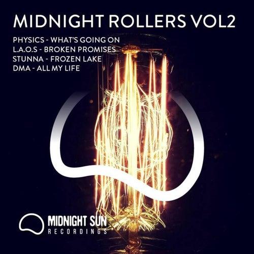 Midnight Rollers EP vol.2 de Various Artists
