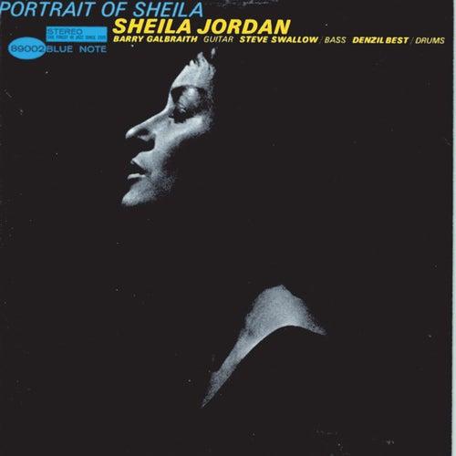 Portrait Of Sheila by Sheila Jordan