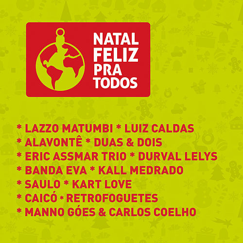 Natal Feliz Pra Todos de Various Artists