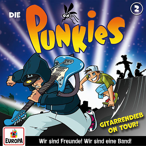 002/Gitarrendieb on tour! von Die Punkies