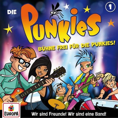 001/Bühne frei für die Punkies! von Die Punkies
