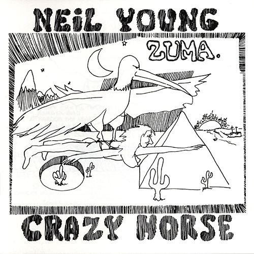 Zuma by Neil Young