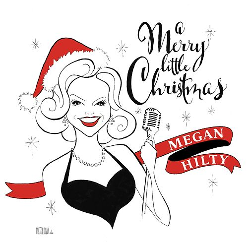 A Merry Little Christmas von Megan Hilty