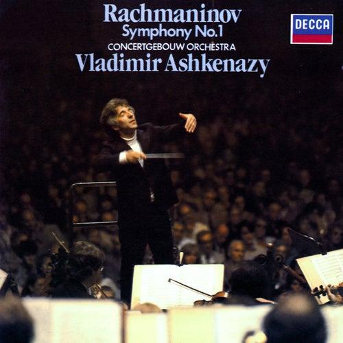 Rachmaninov: Symphony No. 1 von Vladimir Ashkenazy