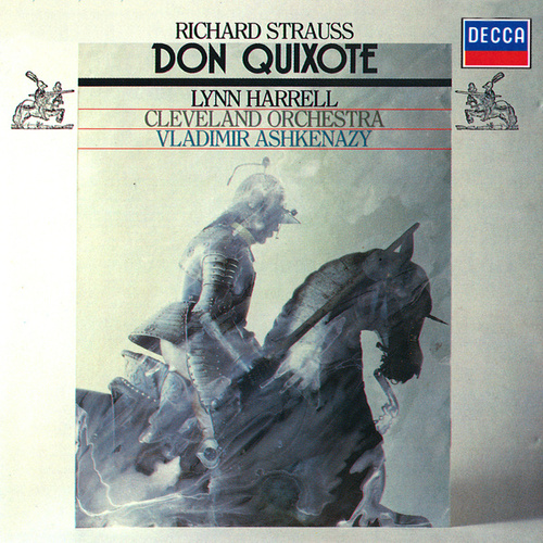 Richard Strauss: Don Quixote; Salome's Dance Of The Seven Veils von Vladimir Ashkenazy