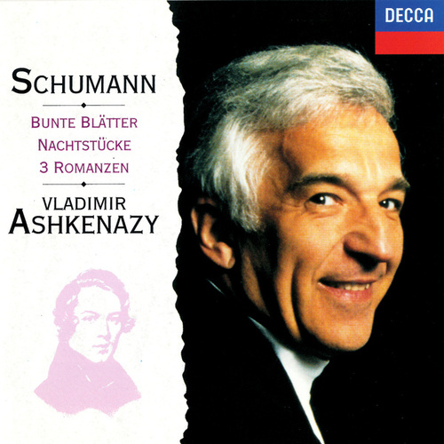 Schumann: Piano Works Vol. 7 von Vladimir Ashkenazy