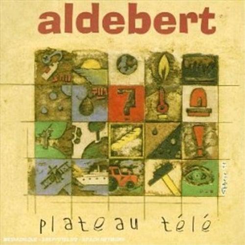 Plateau télé de Aldebert