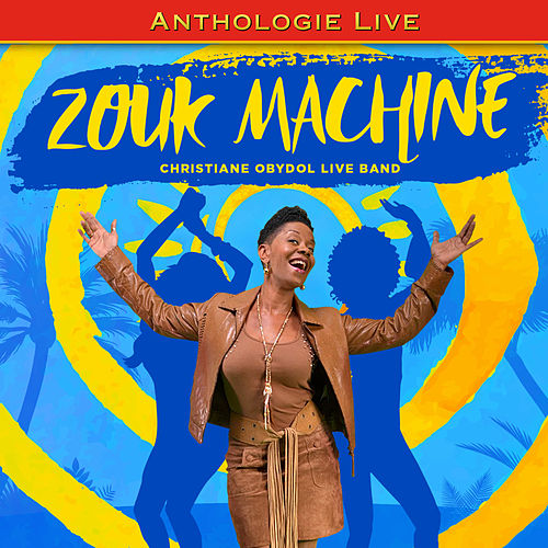Anthologie Live de Zouk Machine