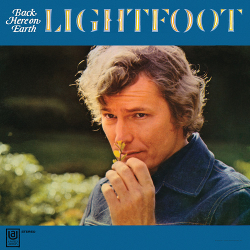 Back Here On Earth by Gordon Lightfoot