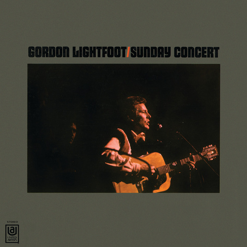 Sunday Concert by Gordon Lightfoot