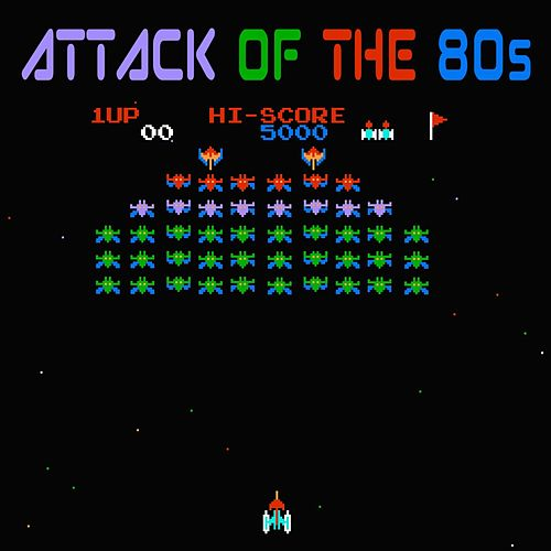 Attack Of The 80s! de Various Artists