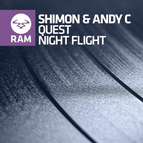 Quest / Night Flight von Andy C