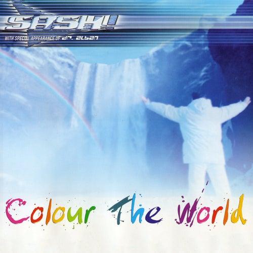 Colour The World de Sash!