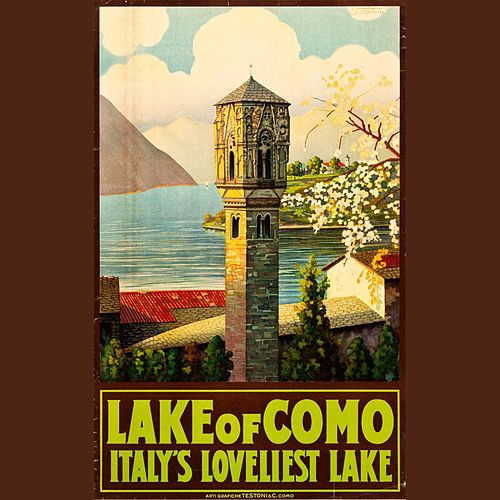 Lake of como de Various Artists