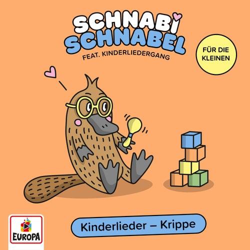 Liederzwerge - Musik für die Kleinen: Kinderkrippenlieder by Lena, Felix & die Kita-Kids