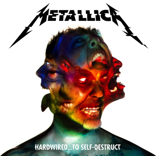Hardwired…To Self-Destruct von Metallica