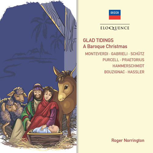 Glad Tidings! A Baroque Christmas von Roger Norrington