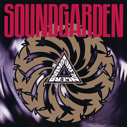 Badmotorfinger von Soundgarden