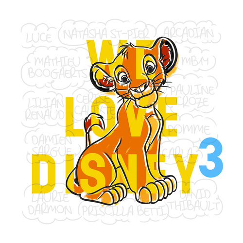We Love Disney 3 von Various Artists