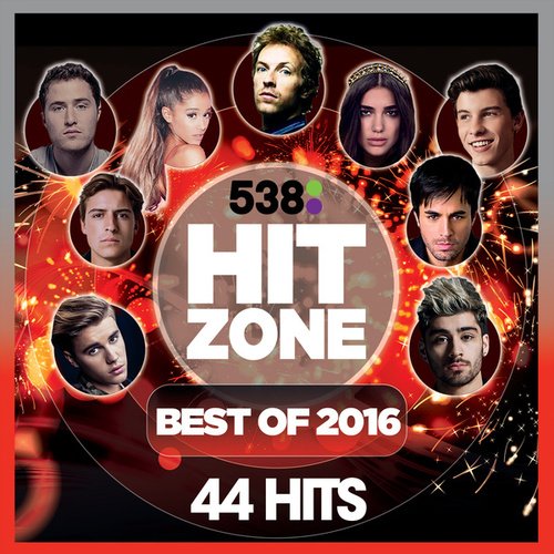 538 Hitzone - Best Of 2016 van Various Artists