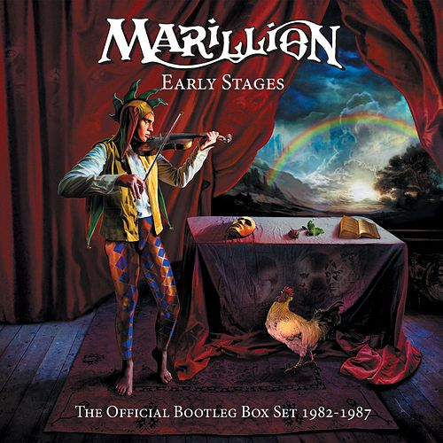 Early Stages: Official Bootleg Box Set 1982-1987 von Marillion