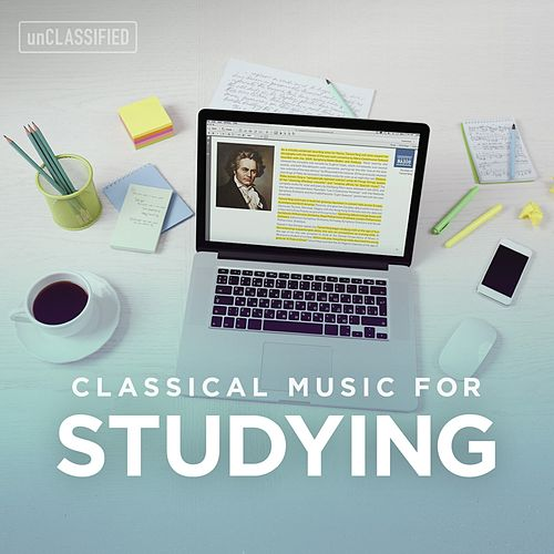 Classical Music for Study, Vol. 1 fra Various Artists